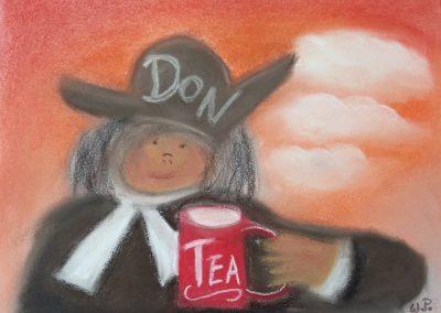 Don Tea - Chiavari - April 2016