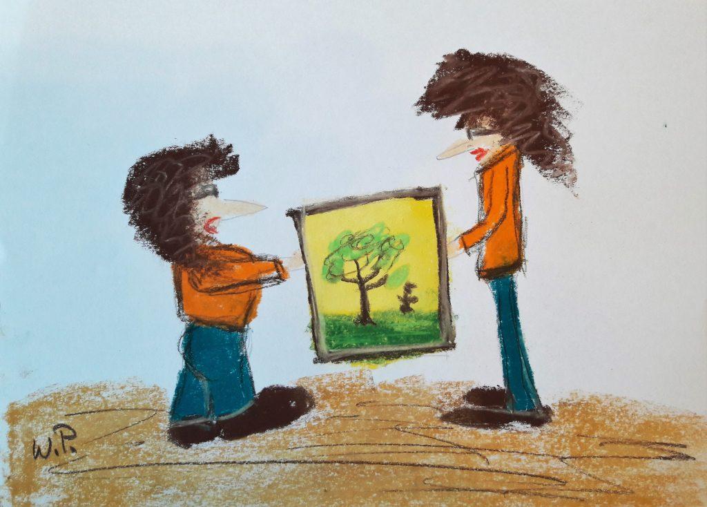 Erstmal Naive Malerei Bilder kennenlernen