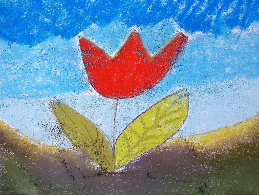 Naive Malerei malen lernen