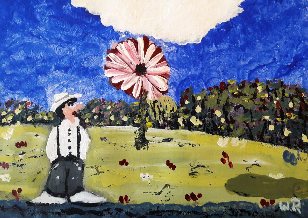 Fragen zur naiven Malerei