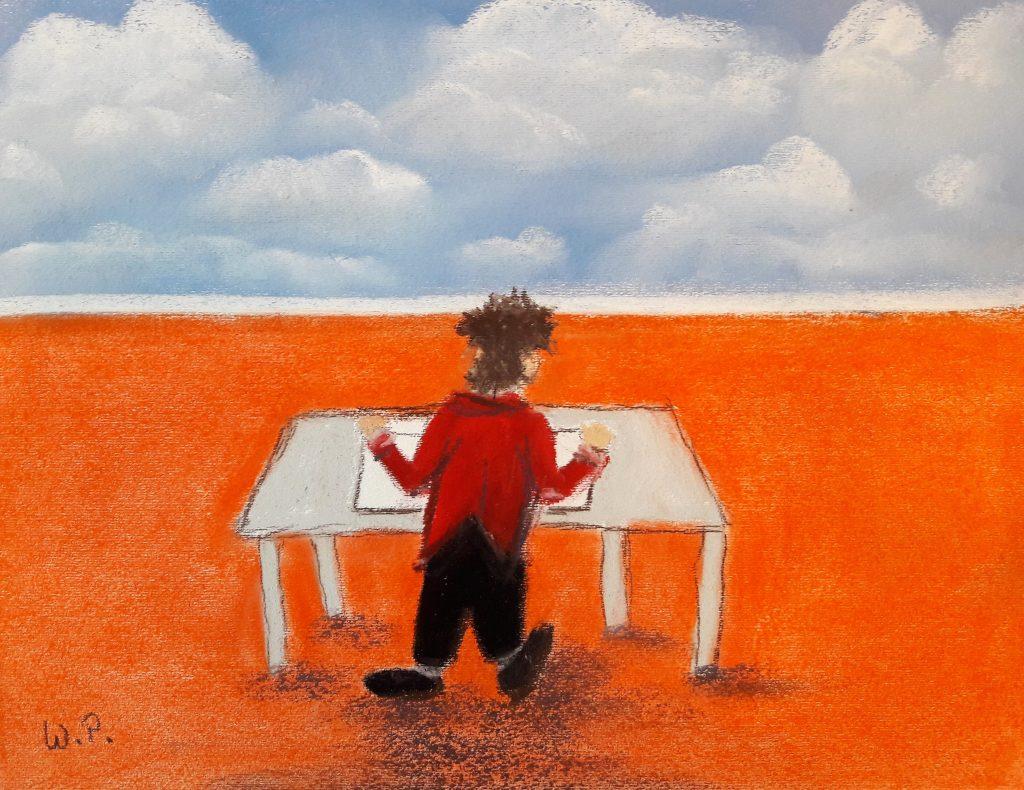 Naive Malerei heute - Liebe zum Detail