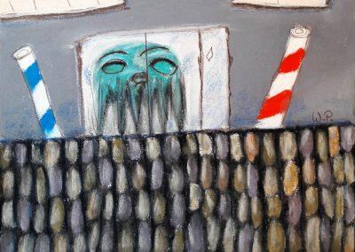 Straßenkunst - Freiburger Impressionen