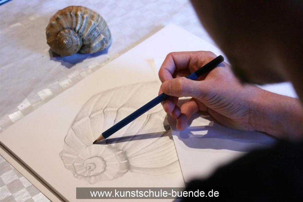Zeichnen für Anfänger mit Schritt für Schritt Anleitung