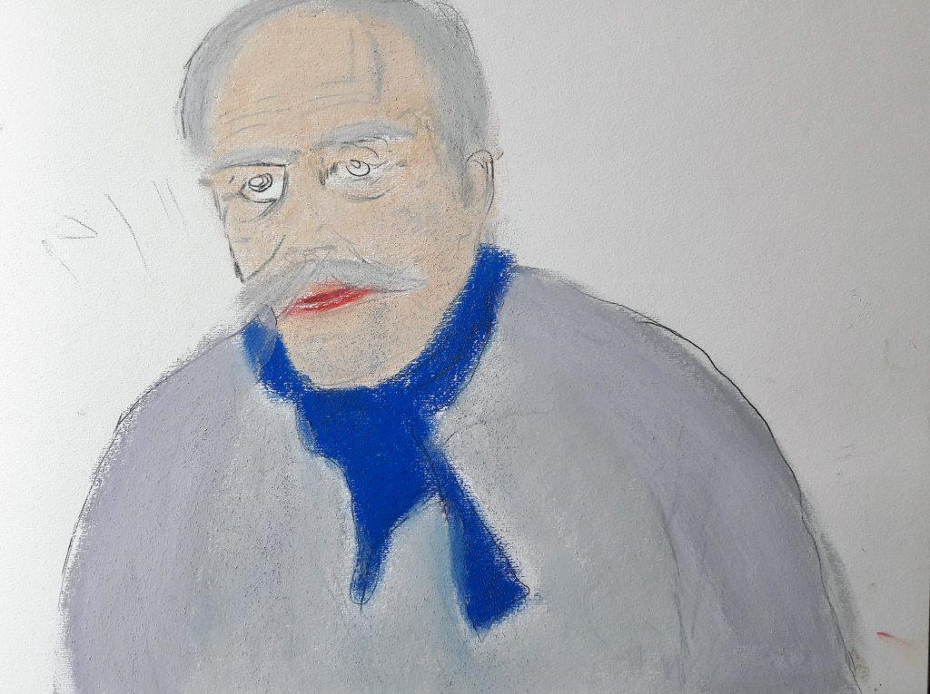 Naive Malerei die Begeisterung am Malen