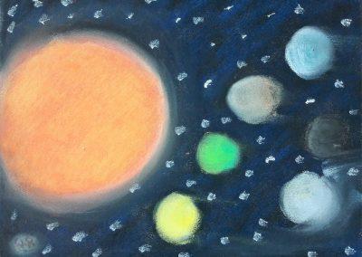 Sonnensystem berühmte Planeten